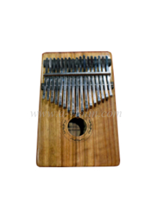 17 keys Sandalwood plywood body Kalimba (KLB85L-17)