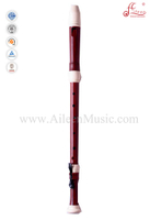 Baroque Style ABS Wooden Copy Tenor Recorder Flute (RE2448B)