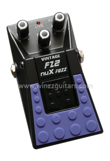Retro Sound Guitar Effects Pedal (EP-20FZ)