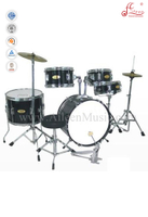 5-piece Junior drum set/Children Drum Set with Drum Stick (DSET-60E)