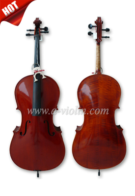 Wholesale Handmade Advanced Flamed Cello (CH30H)