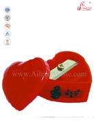 Heart pencil sharpener (DL-8040-8041)