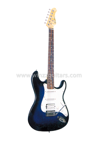 High Quality All Solid ST Electric Guitar Wholesale (EGS112)