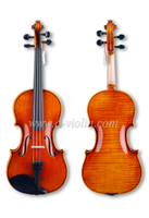 High quality Advanced Violin, Rich tone antique style violin (VH550Z)
