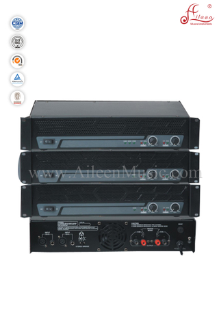 Professional Musical Instrument Stereo Bridge XLR TRS Input Mobile Power Amplifier (APM-X06)