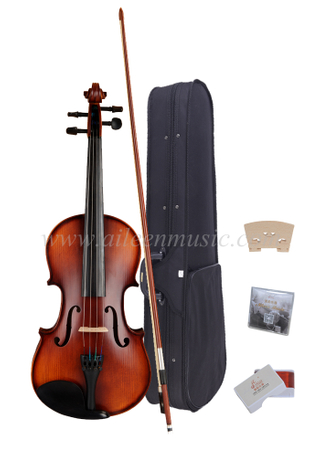 Selected Solidwood Advanced Student Violin Outfit (VG107)