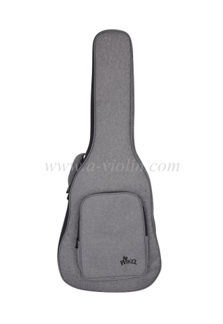 [Aileen] 41''wholesale High Quality Grey Acoustic Guitar Bag (BGW715B)
