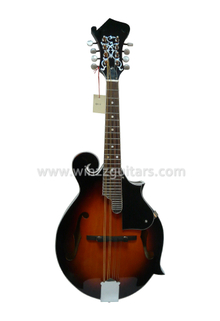 F Sound Hole Style Chinese Wooden Mandolin (AM10)