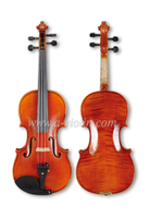 High Grade Master Violin/Flamed Advanced Violin (VH100D)