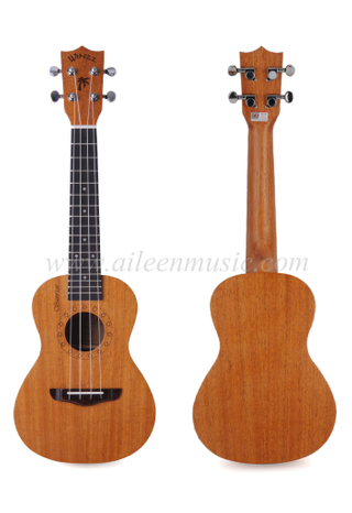 New Product Hot Sell Concert Middle Grade Series Ukulele (AU07)