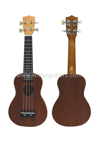 New All sapele plywood top ukulele (AU006L)