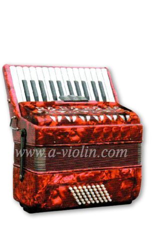 26Key 48Bass 3/0 Register Popular Piano Accordion (K2648)