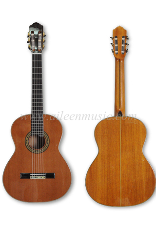 Prev Next Concert Classical Guitar Flamenco Solidwood Spanish Guitar (ACH160)