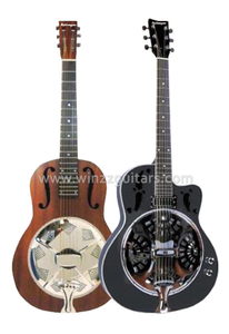 Round Neck Resonator Dobro Guitar (RGS91&RGS93)