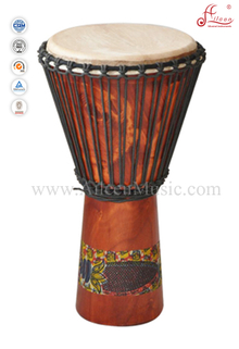 Wooden Djembe Drums (ADM10TB2)