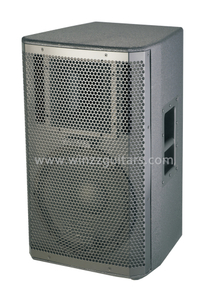 15'' 97dB Sensitivity 350W RMS Cabinet 2-way Active Wooden Speaker ( PS-1535AW )