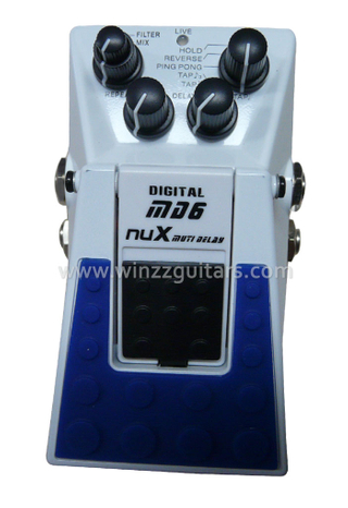 Digital Delay Guitar Effect Pedal (EP-20MD)