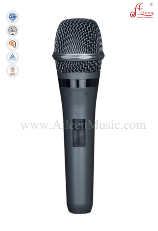 High Grade 4.5m Cable Uni-directivity Moving-coil Metal Body Wired Microphone ( AL-B6.0S )