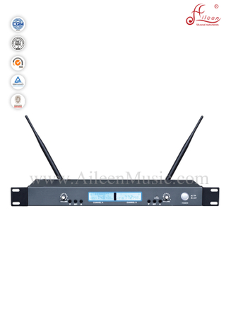 Chinese Fixed Channel UHF FM Wireless Microphone (AL-SE2011)