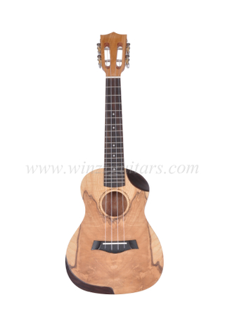 "23""Willow wood plywood body Ukulele(AU66L)"