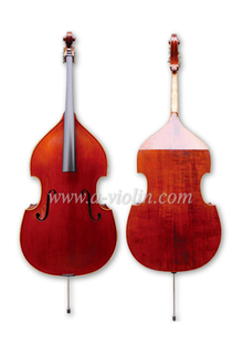 Gambe Style Flated Shape Back Double bass/Contrabass (GDB310-F)