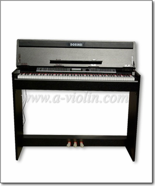 LCD Display 88 KEYS Digital Piano/Upright Piano (DP608)