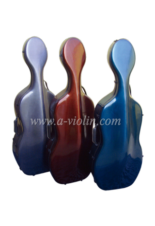 4/4 Carbon Fiber Cello Case (CSC601C)