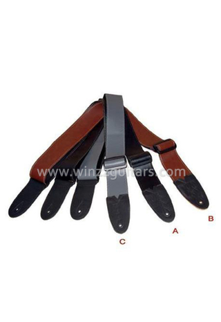 High Grade Leather Electric Guitar Straps (SL2111)