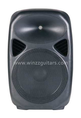 "15"" 95dB Sensitivity Active Woofer Plastic Cabinet PA Speaker ( PS-1520APE )"