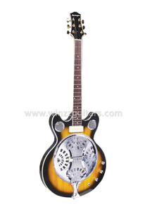 Double Cutaway Resonator Guitar (RGS70E)
