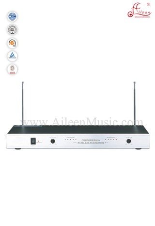 ( AL-SE2066 )High Grade Handheld VHF 170-270MHz Wireless Microphone