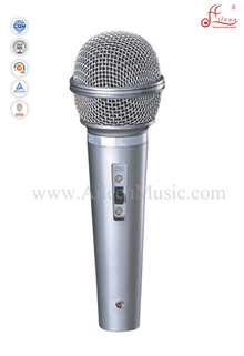(AL-DM001)Professional Uni-directivity Plastic MIC Sensitivity Uni-directivity Wired Microphone