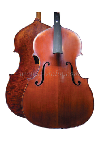 Professional Master Workmanship High Grade Handmade Flamed Double Bass (BH600)