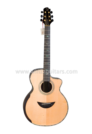 "40"" Grand Auditorium Moondog Cutaway Acoustic Guitar (AFH131C-AA)"