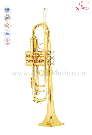 Bb Key Professional Trumpet (TP8390)