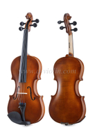 4/4 Full Size Beginners Student Violin (VG001-HPM)