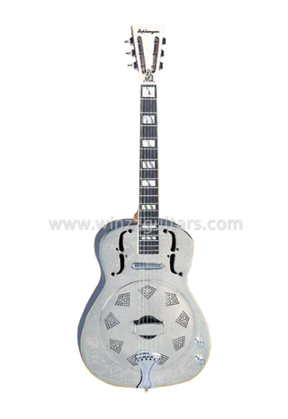 Single Cone Metal Resonator Guitar (RGS101)