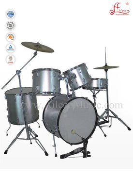 5-pc Frame Drum Set/Drum Kit With Drum Stick (DSET-210)