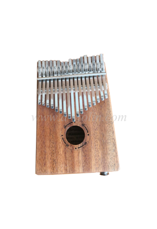 Electric style Thumb Piano 17 Keys Kalimba (KLB07E-17)
