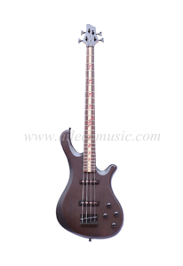 Ash Body Canadian Maple Neck 4 Strings Electric Bass (EBS744-1)