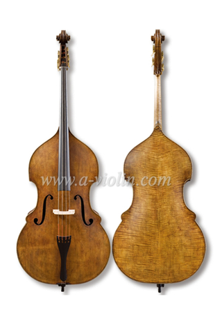 4/4, 3/4 Antique Style Handmade Double Bass (BDB400)