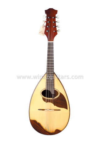 Round back Japanese style Solid Mandolin (AM20J)